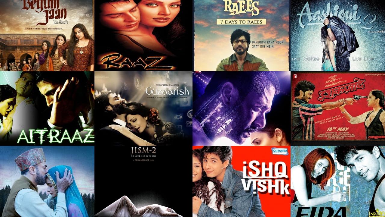 bollywood films with urdu tytel