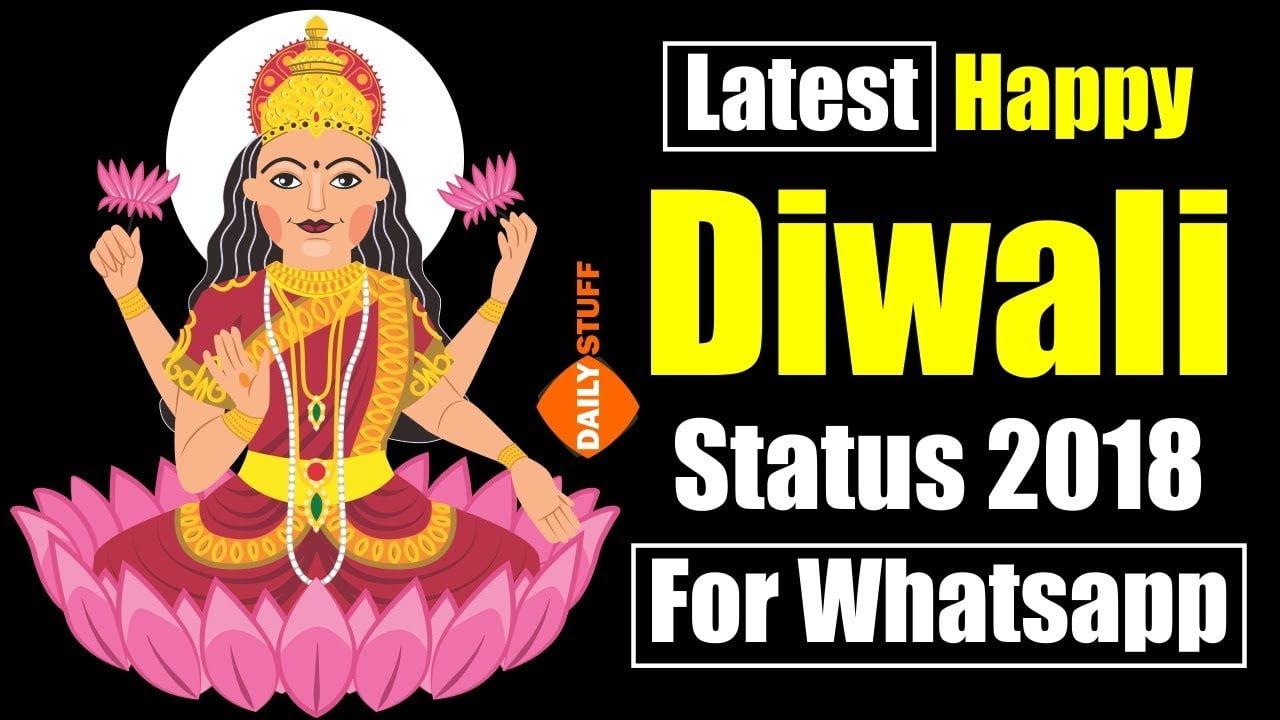 Diwali Whatsapp Facebook Status Video