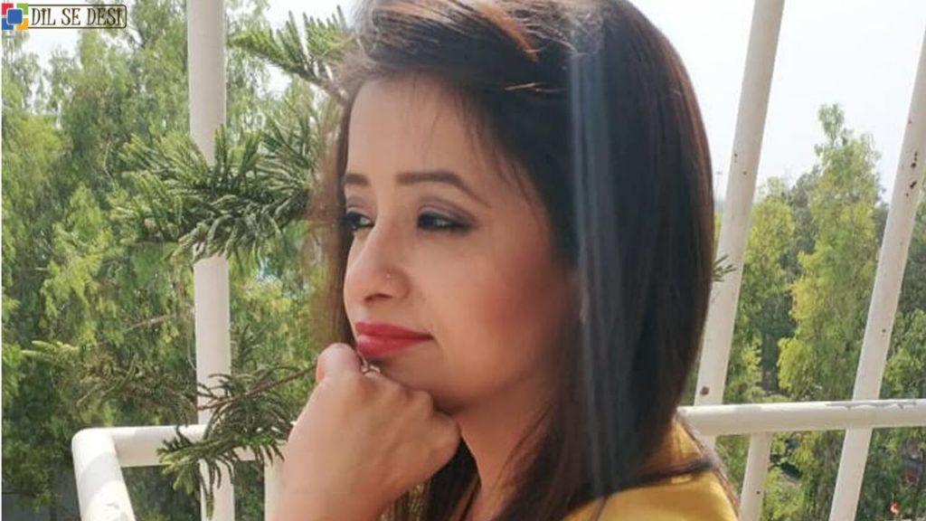 Sweta Tripathi (News Anchor) Biography in Hindi (2)