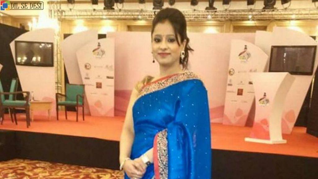 Sweta Tripathi (News Anchor) Biography in Hindi (3)