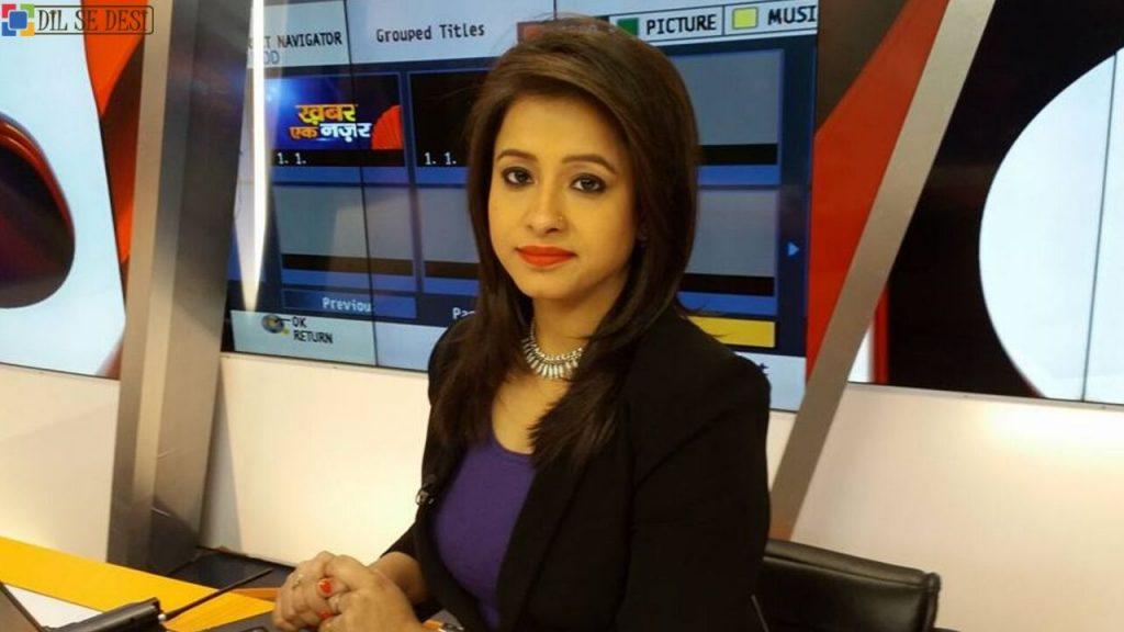 Sweta Tripathi (News Anchor) Biography in Hindi (4)