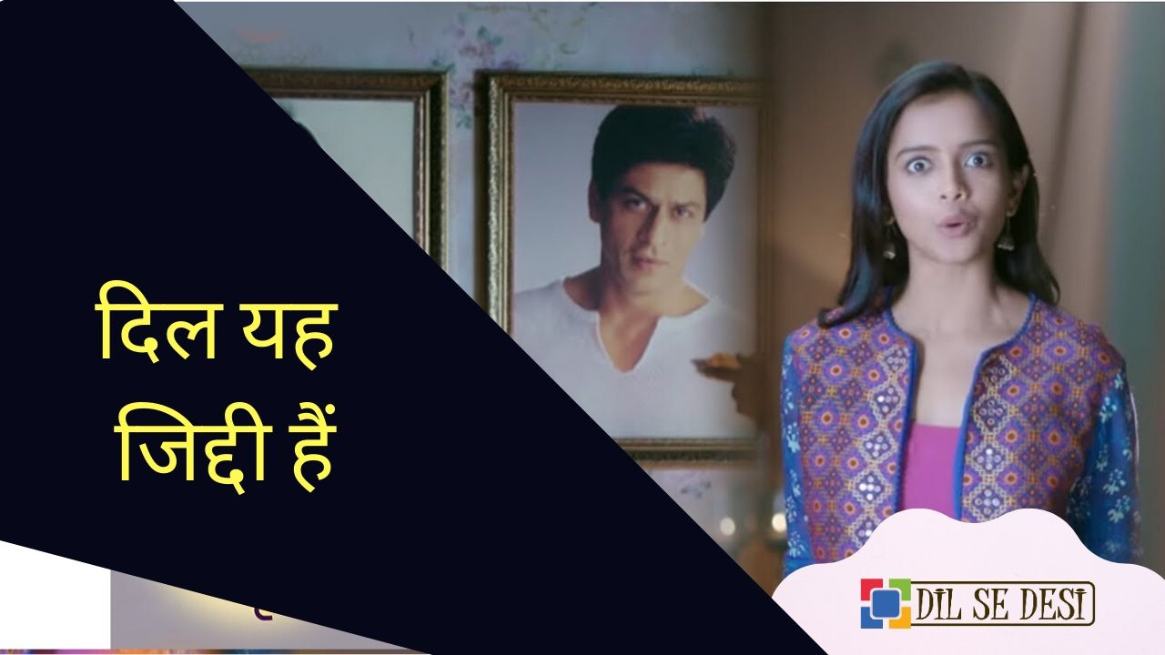 Dil Yeh Ziddi Hai (Zee TV) Show Details in Hindi