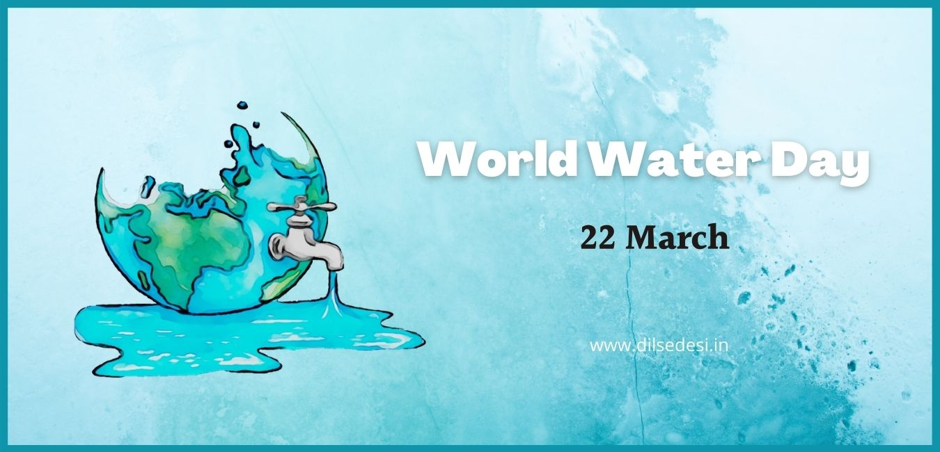 World Water Day 2021 Quotes, Slogans Message In English